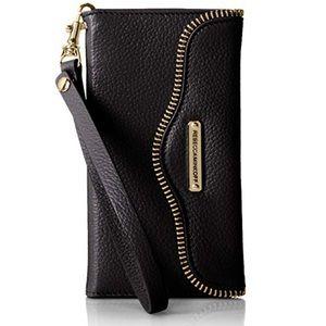 Rebecca Minkoff phone wallet. Like new